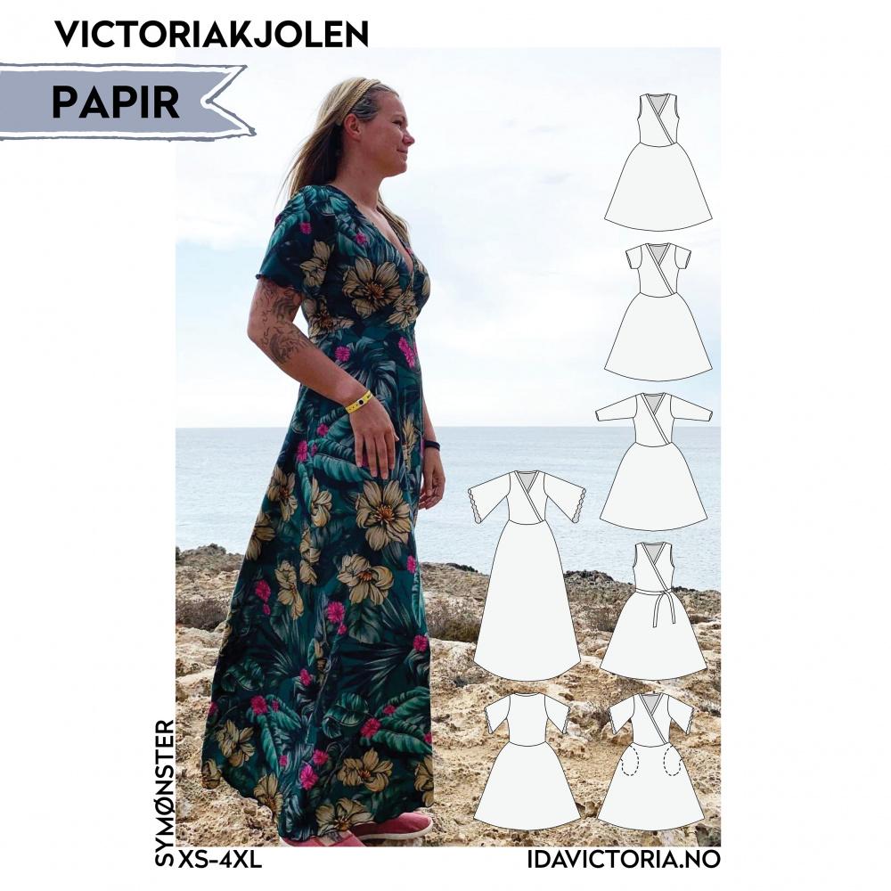 By Victoria – Nyttårskjole